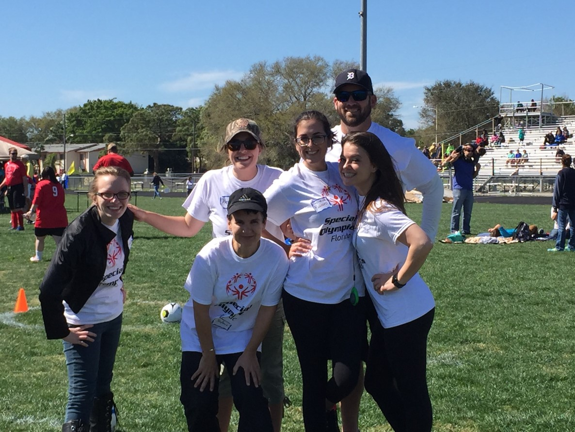 Special Olympics Exceptional Exceptional Experience