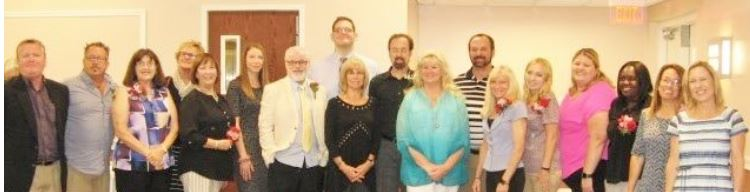 Local early childhood teachers honored for work at PARC