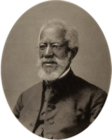 Portrait of Alexander Crummel for African American History Month