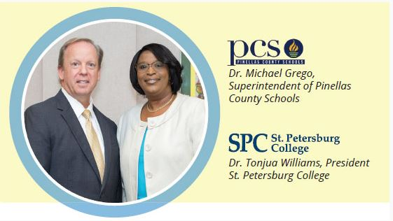 Dr. Greco and Dr. Williams, Elite Educator partnership