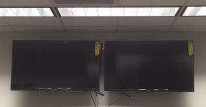 flat screens