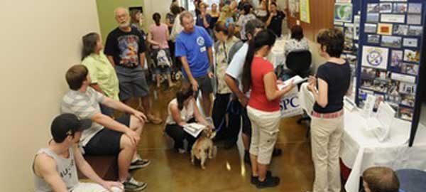 SPC Veterinary Technology Open House