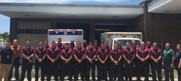 43rd Annual National EMS Week