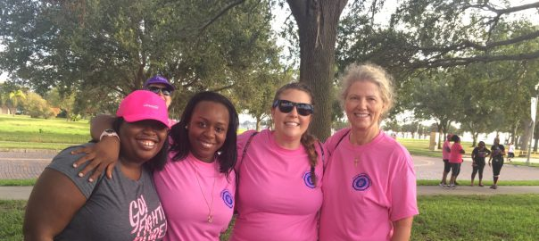 Making Strides Against Breast Cancer Walk and 5K