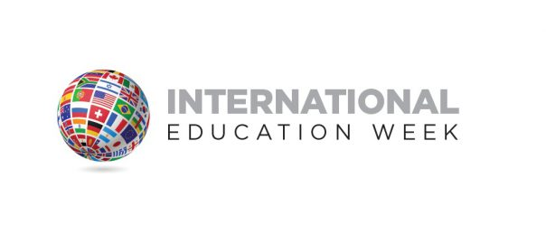 International Education Week Graphic