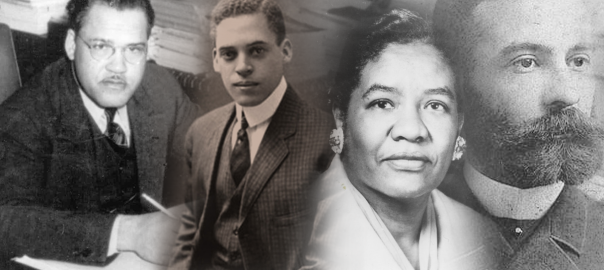 African American History Month banner for Health