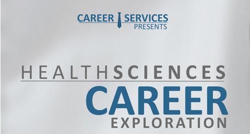 Health science careers workshop