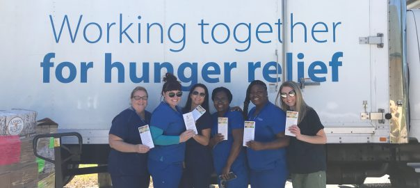 SPC nursing students address issue of food insecurity
