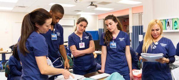 Simulation Center for Nursing Education at SPC