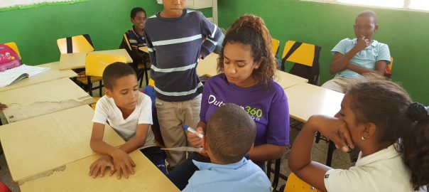 Service Learning Study Abroad Experience