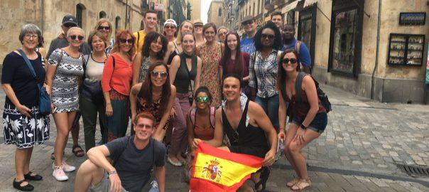 Spain 2017 Study Abroad program