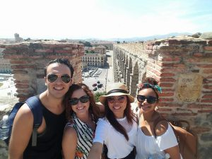 SPC Spanish Immersion Study Abroad program