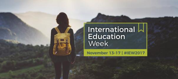 2017 International Education Week