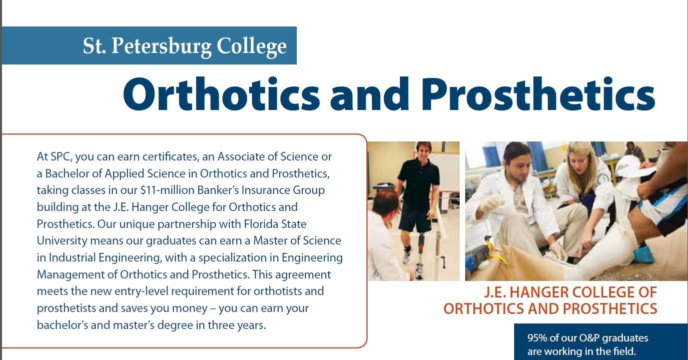 Orthotics and prosthetics business plan
