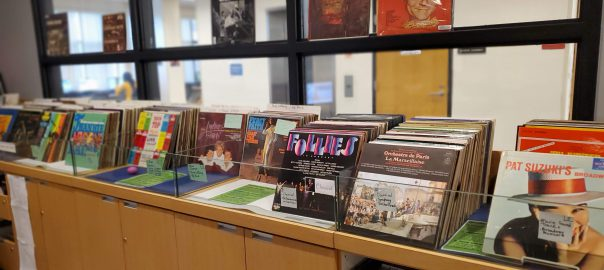 Vinyl Collection can be enjoyed at Retro Joe's, St. Pete/Gibbs, Today