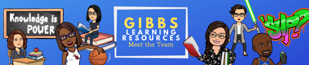 Banner for St. Pete/Gibbs Learning Resources Staff