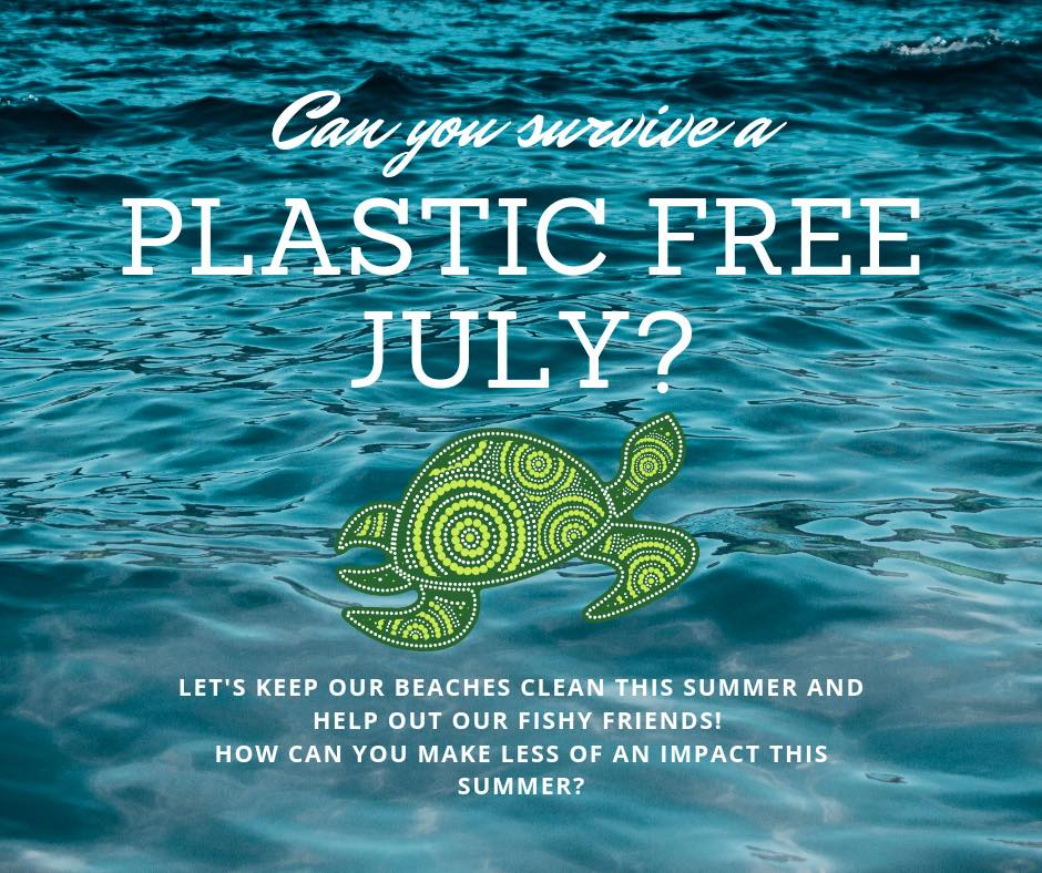 Join Learning Resources in a #PlasticFreeJuly in honor of July's ocean theme