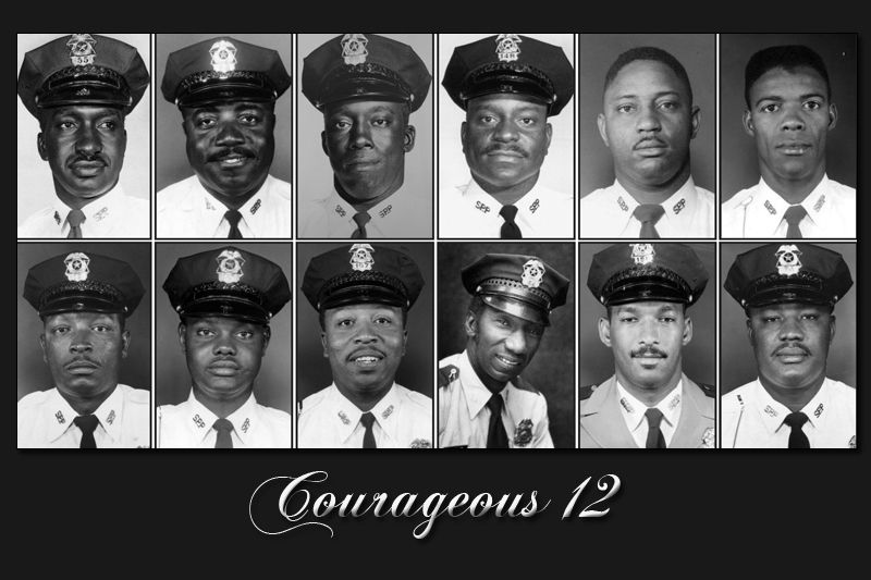 The Courageous 12