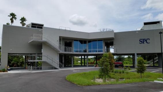 Photo of SPC Bay Pines STEM Center