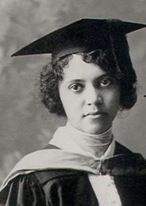 Portrait of Euphemia Lofton for African American History Month
