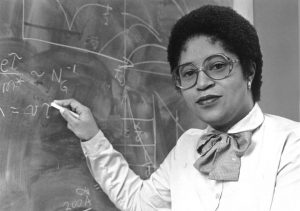 Portrait of Shirley A. Jackson for African American History Month