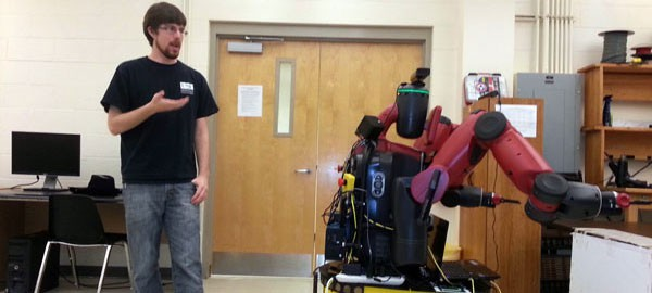 Assistive and Robotics Lab