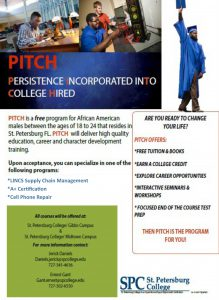 PITCH Program CompTIA Certification Opportunity