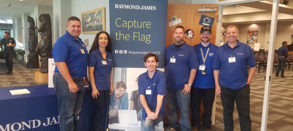 SPC Cybersecurity Club places fifth in Raymond James CTF Competition
