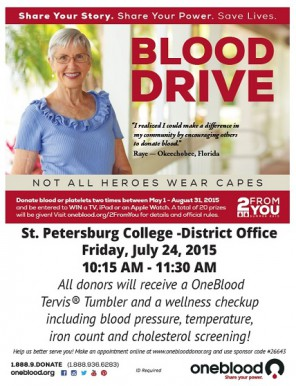blood drive DO