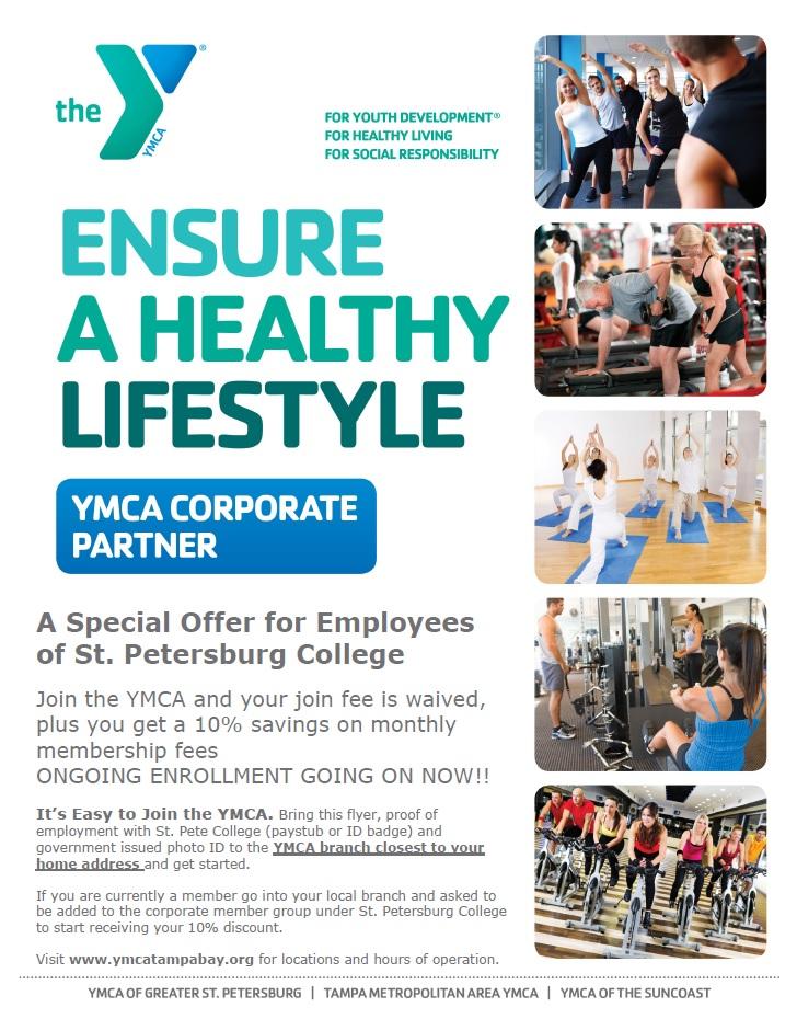 YMCA Discount